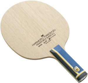 Butterfly Harimoto Innerforce Super ZLC Ping Pong Blade