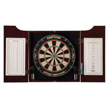 Load image into Gallery viewer, Viper Hudson All-In-One Dart Center Mahogany