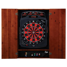 Load image into Gallery viewer, Viper Metropolitan Soft Tip Dartboard Cabinet
