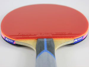 Butterfly Bty 802 FL Racket Set Ping Pong Racket