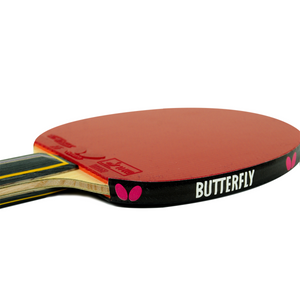 Butterfly Zhang Jike T5000 FL Pro-Line with Tenergy 25 Ping Pong Racket