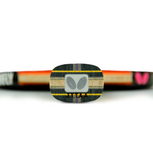 Load image into Gallery viewer, Butterfly Zhang Jike T5000 FL Pro-Line with Tenergy 25 Ping Pong Racket