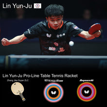 Load image into Gallery viewer, Butterfly Lin Yun-Ju Pro-Line Ping Pong Racket