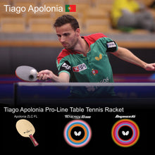 Load image into Gallery viewer, Butterfly Tiago Apolonia Pro-Line Ping Pong Racket