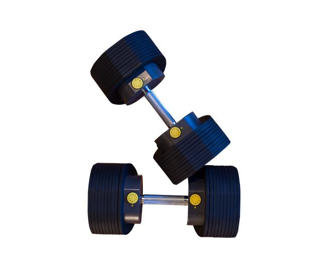 MX55 Adjustable Dumbells