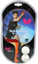 Load image into Gallery viewer, Butterfly Nakama S-1 Ping Pong Racket
