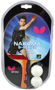 Butterfly Nakama S-1 Ping Pong Racket