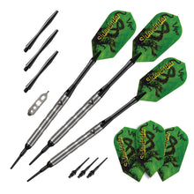 Load image into Gallery viewer, Viper Sidewinder 80% Tungsten Soft Tip Darts 18 Grams