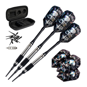 Viper Desperado 80% Tungsten Iron Cross Soft Tip Darts 18 Grams
