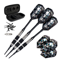 Load image into Gallery viewer, Viper Desperado 80% Tungsten Iron Cross Soft Tip Darts 18 Grams