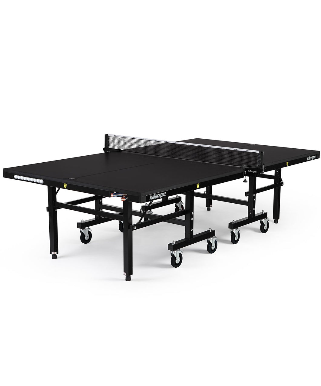 Killerspin UnPlugNPlay 415 Max - Deep Chocolate Ping Pong Table