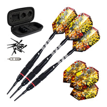 Load image into Gallery viewer, Viper Jaguar 80% Tungsten Soft Tip Darts 18 Grams