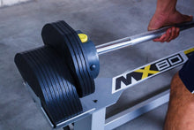 Load image into Gallery viewer, MX80 Adjustable Barbell & EZ Curl Bar