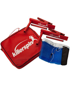 Table Tennis Accessories - Clip On Net Post Set By Killerspin