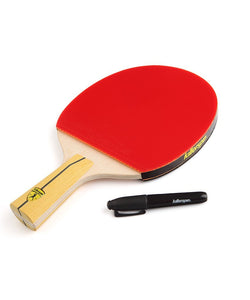 Table Tennis Paddles - Jet400 Smash N1 Penhold Paddle By Killerspin