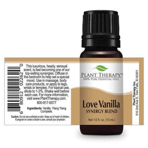 Love Vanilla Essential Oil