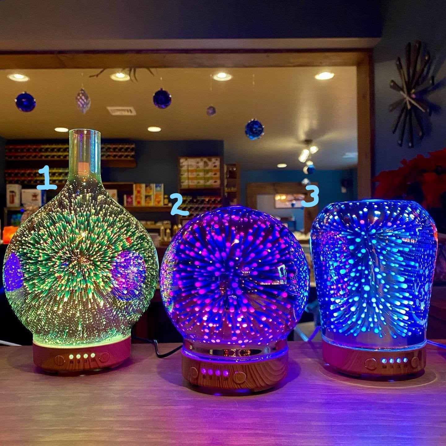 3D Diffuser - Various Styles