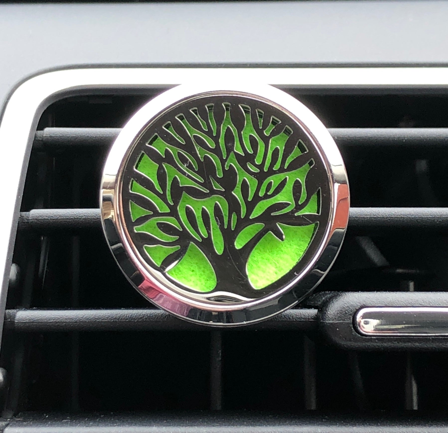 Personal Essential Oil Diffuser Car Clips - Various Styles