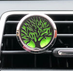 Load image into Gallery viewer, Personal Essential Oil Diffuser Car Clips - Various Styles