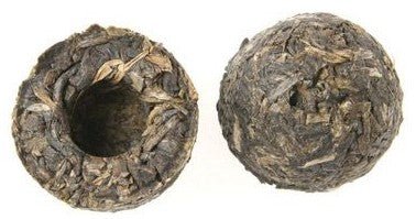 China's Earth Loose Formed Green Tea Nest