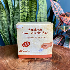 Pink Salt Single Serve Packets