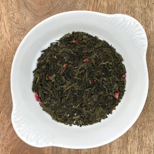 Ooh-la-la Raspberry Green Tea