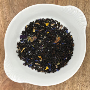 Boom Boom Black Currant Black Tea Blend - Organic #144