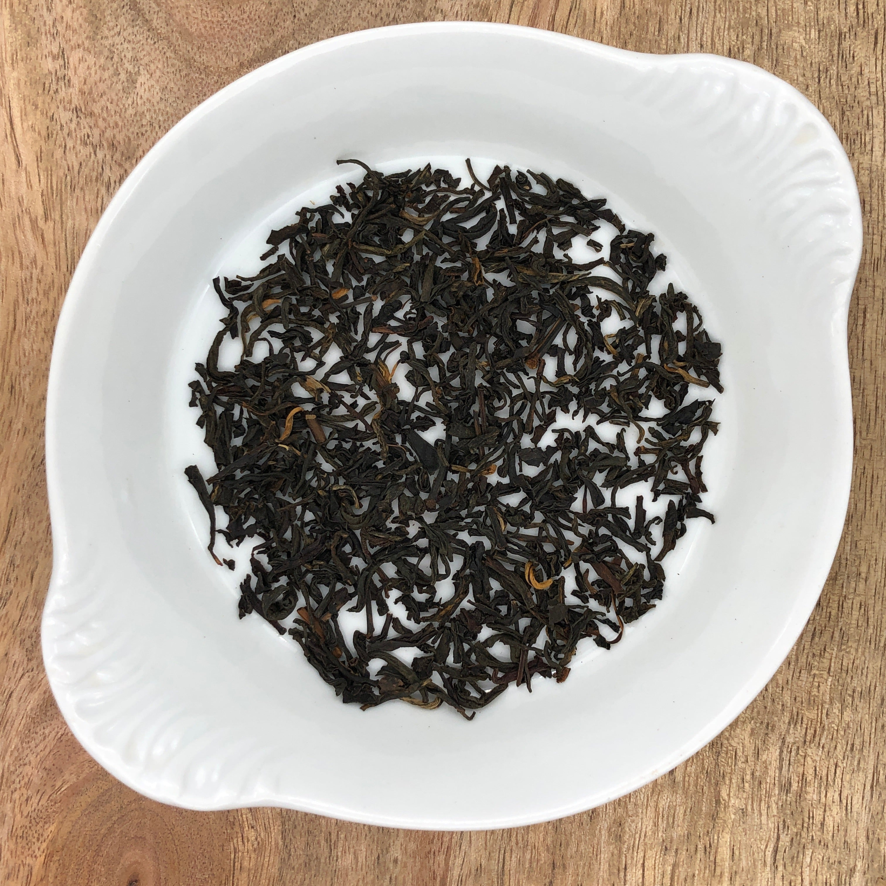 Earl Grey Cream (Bergamot) Black Tea Blend #105