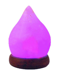 USB Salt Lamp - Tear Drop