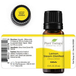 Load image into Gallery viewer, Lemon (Steam Distilled) Essential Oil