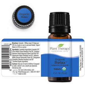 Relax Essential Oil Blend