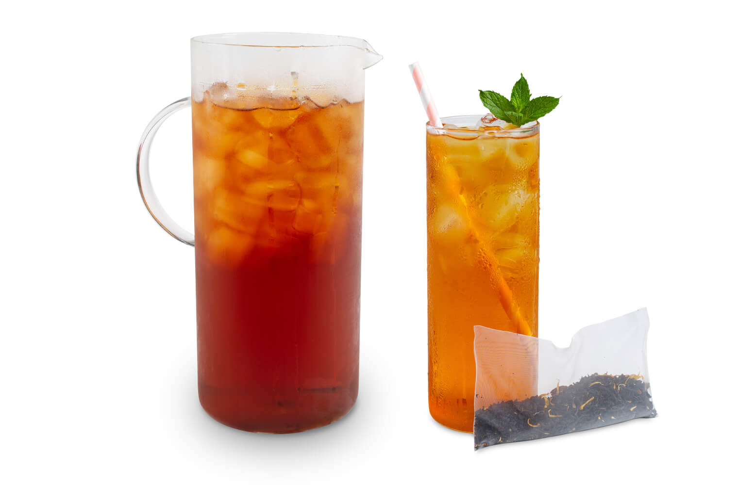 Peach Iced Tea Pouch #192