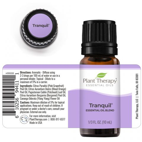 Tranquil Essential Oil Blend