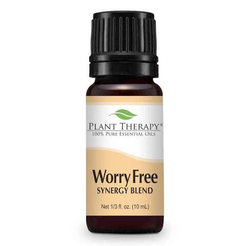 Worry Free Essential Oil Blend