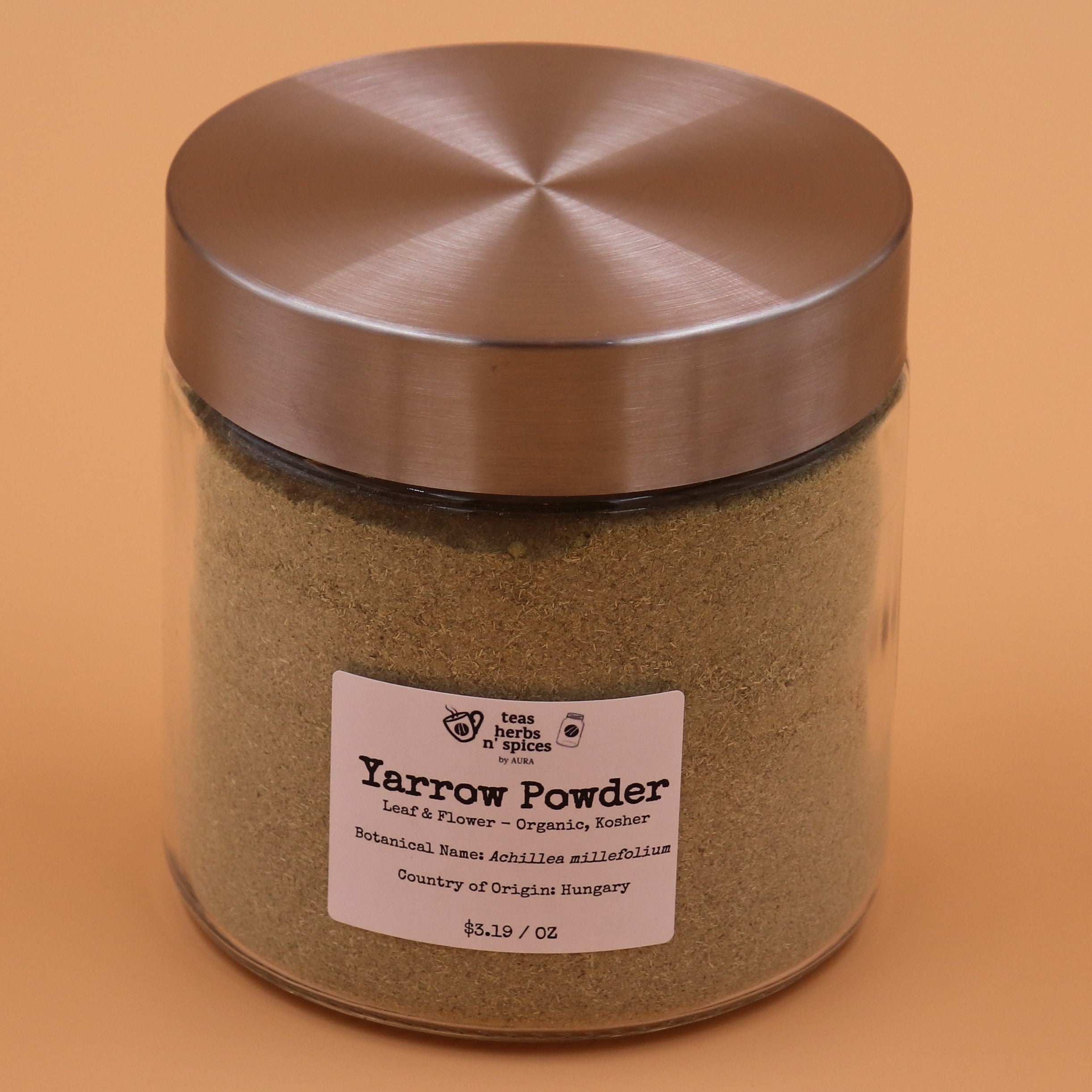 Yarrow Powder