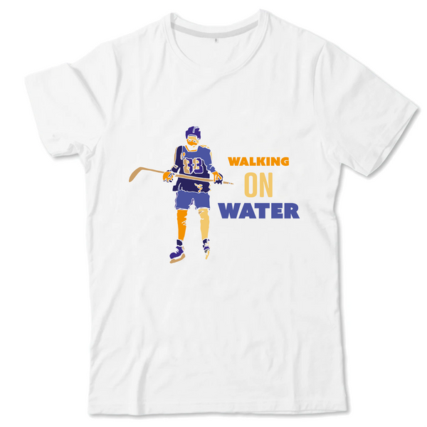 T-SHIRT ENFANT - WALKING HOCKEY