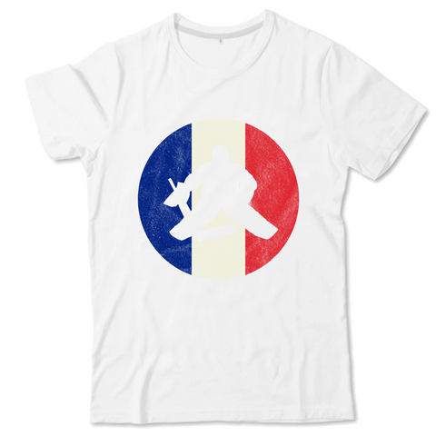 T-SHIRT ENFANT - FRANCE HOCKEY