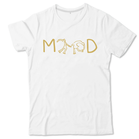 T-SHIRT ENFANT - MOOD GOLD