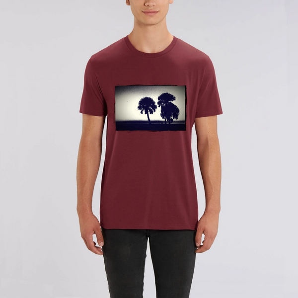 T-SHIRT BIO - Dark Sunset