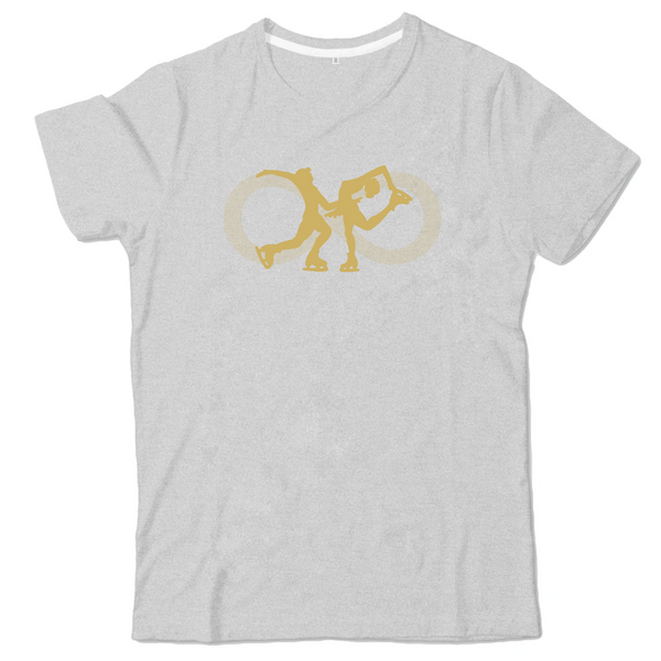 T-SHIRT ENFANT - COUPLE GOLD