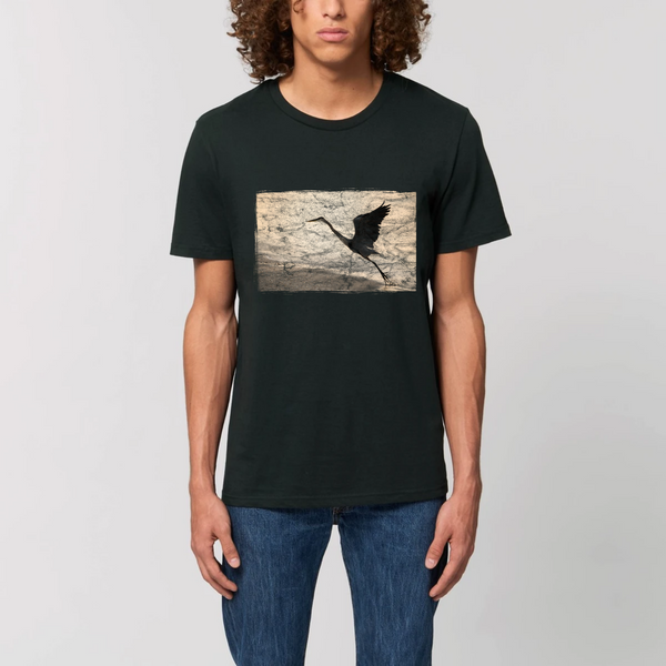 T-SHIRT BIO - FLYING BIRD