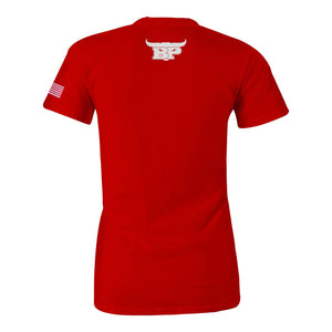 Brennan Poole R.E.D. | Red Women's Tee
