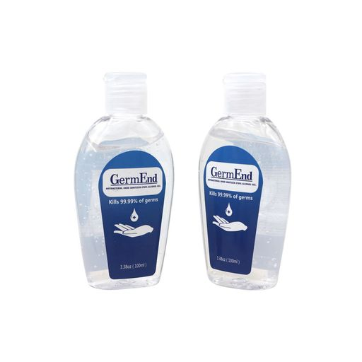 100ml Hand Sanitizer Bottles