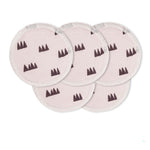 Mora Mona Reusable Bamboo Makeup Remover Pads - 5pcs/pack