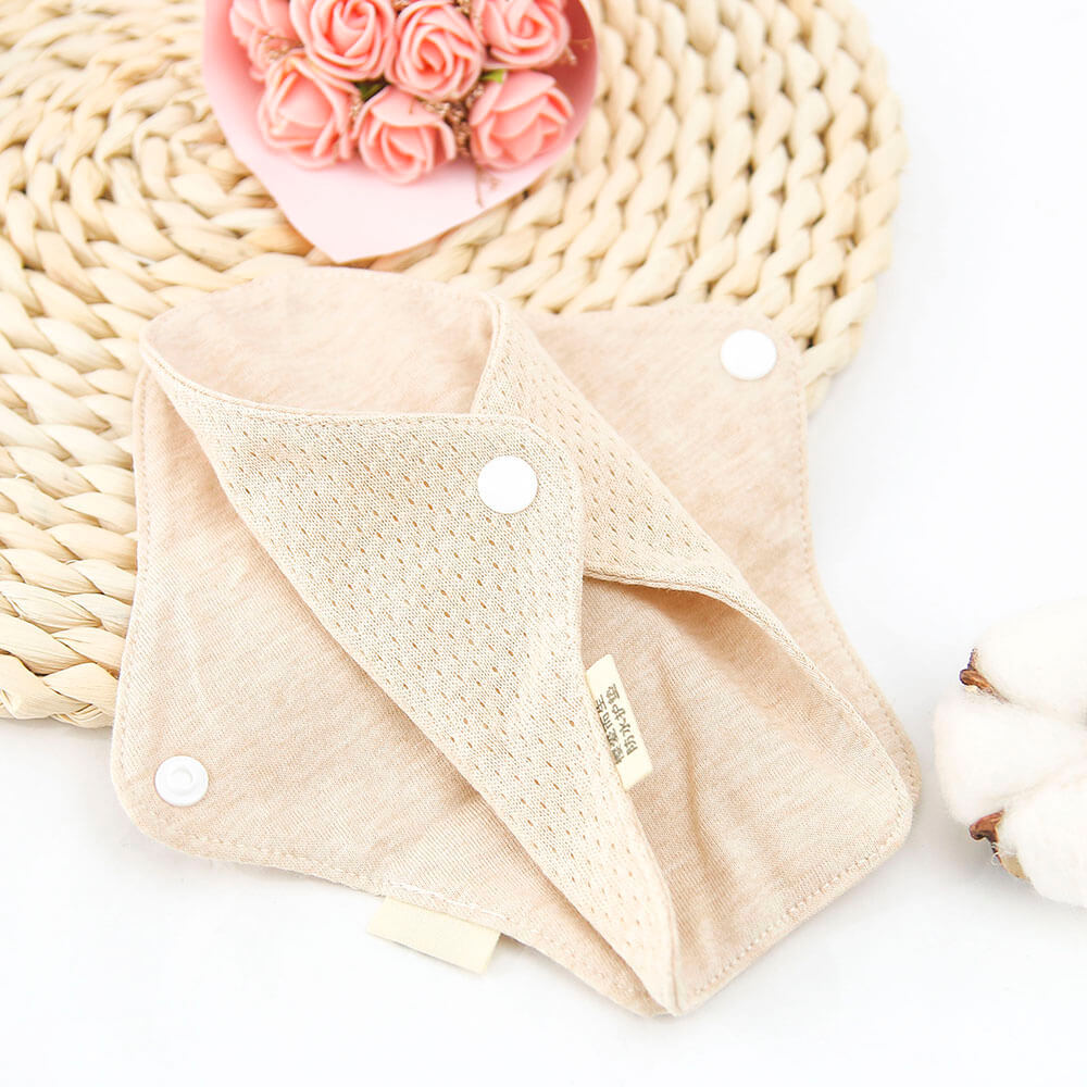 Reusable cotton panty liner