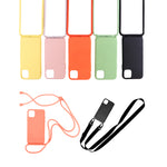 Eco-friendly silicone iphone case color display