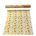 washable beeswax food wrap roll, color XHY-02