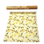 reusable beeswax food wrap roll, color XHY-04