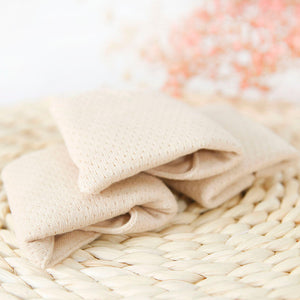 organic cotton panty liner is easy to be folded for storage