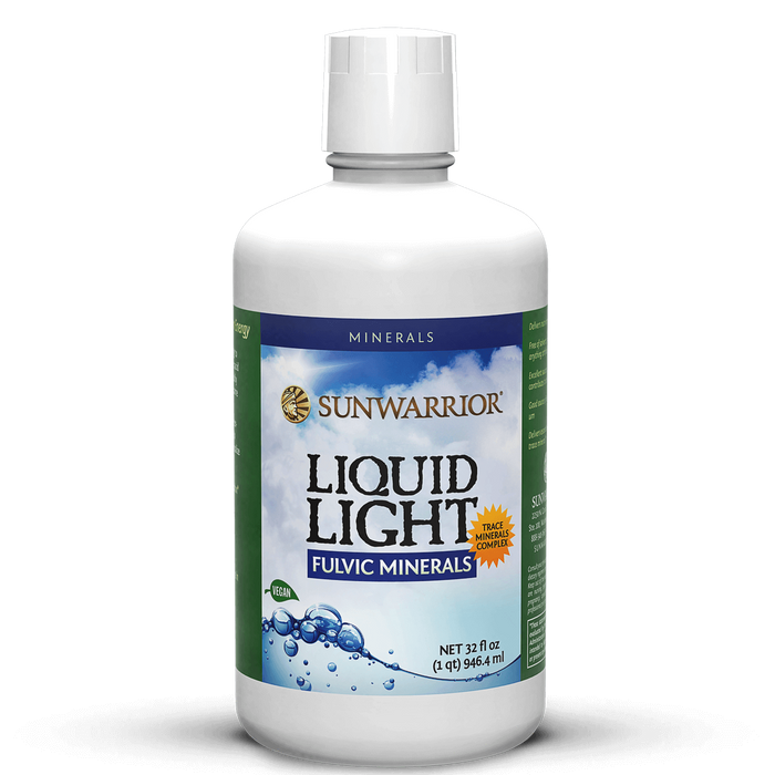 Liquid Light (Fulvic minerals)